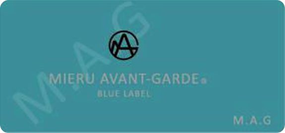 MIERU AVAVT-GARDE BLUE LABEL