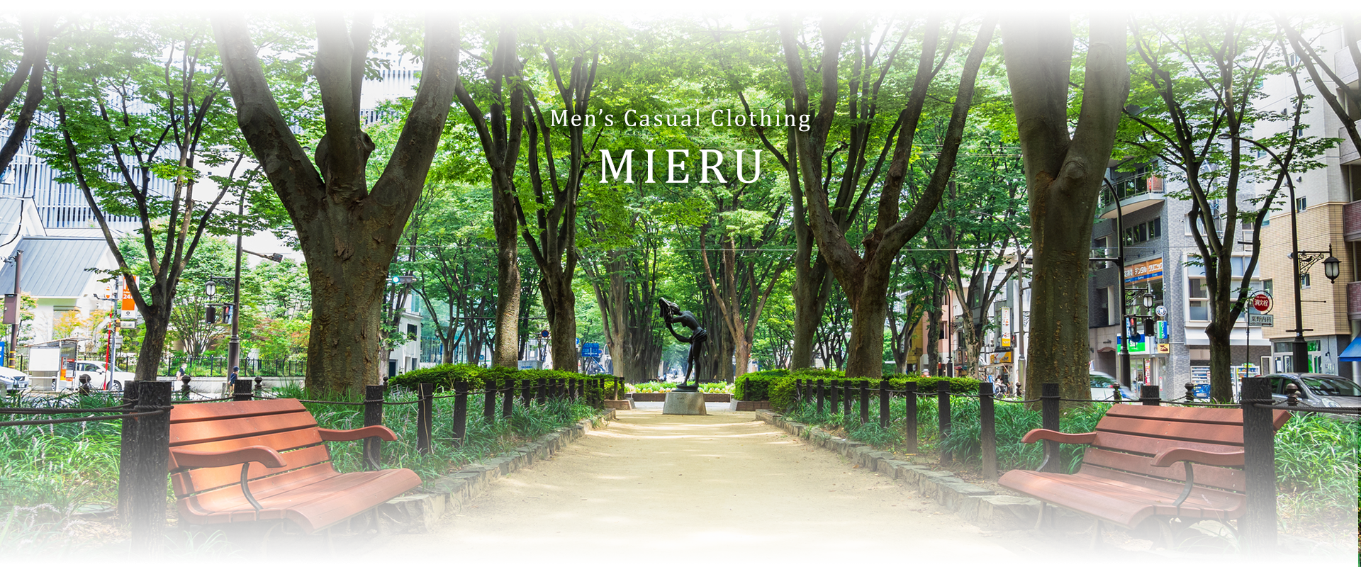 Men's Casual Clothing MIERU
